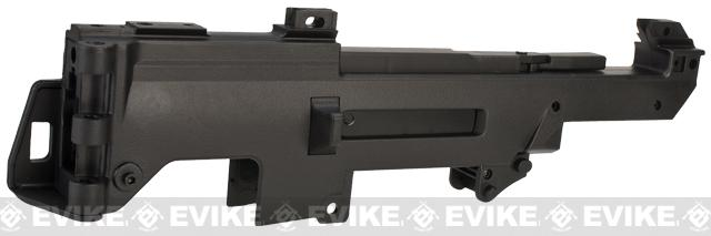 JG Replacement Upper Receiver for G36 series Airsoft AEG - Black