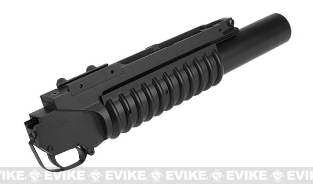 ICS Quick Detach M203 40mm Airsoft Grenade Launcher (Long)