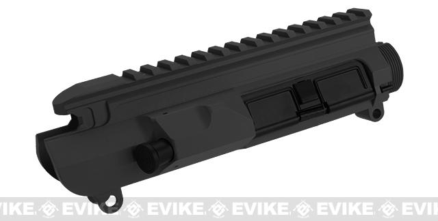 ICS Airsoft MK3 Full Metal Upper Receiver with  Dust Cover - Black