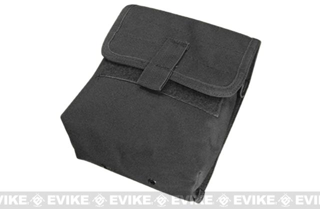 Modular Ammo Accessory Pouch / Mag Dump Pouch - Black