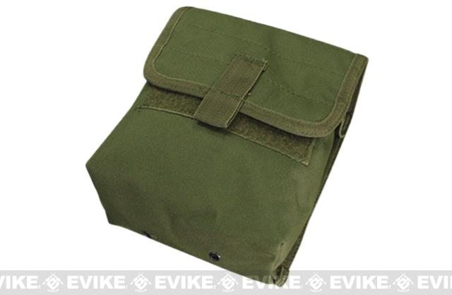 Modular Ammo Accessory Pouch / Mag Dump Pouch - OD Green