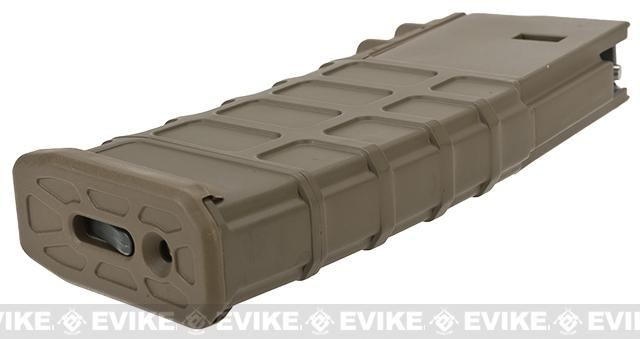 G&P PTS 39rd Magazine for G&P King Arms WA M4 Airsoft GBB Blowback Rifles - Sand