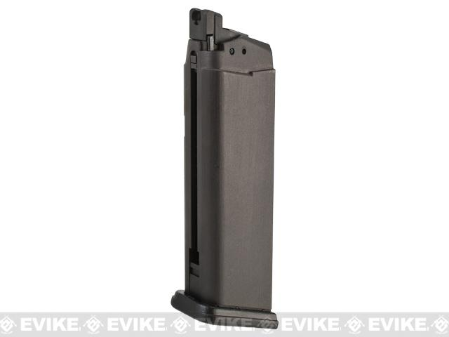 Spare Magazine for KSC / KWA G Series 17, 18C, M17, M18C Airsoft Gas Blowback Series GBB