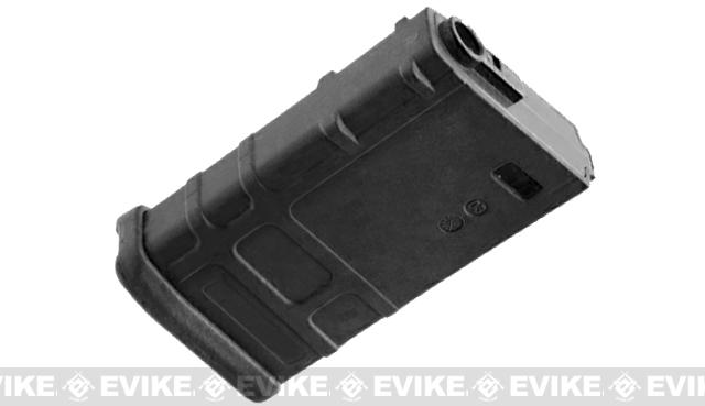 A&K 70rd Mid-Cap Magazine for M4 M16 ACR SCAR Masada Series Airsoft AEG - Black