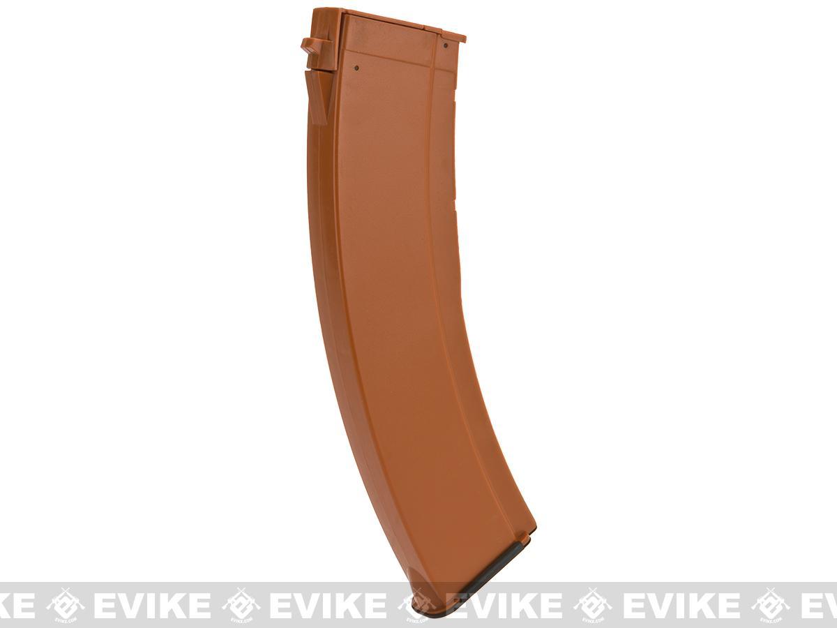 CYMA 900rd Hi-Cap Polymer Magazine for Airsoft AK Series AEG - Bakelite