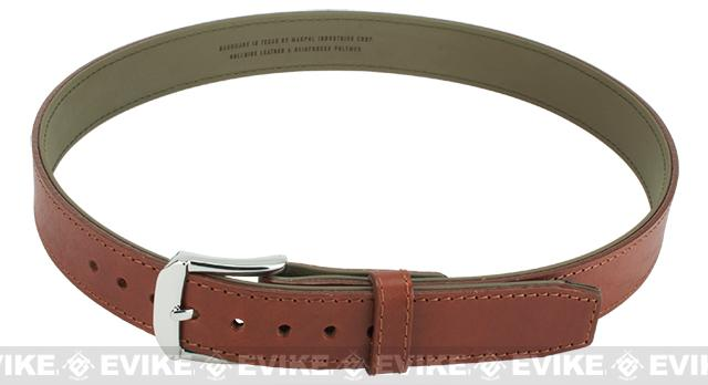 Magpul El Original Tejas Leather Gun Belt - Light Brown (Size: 34)