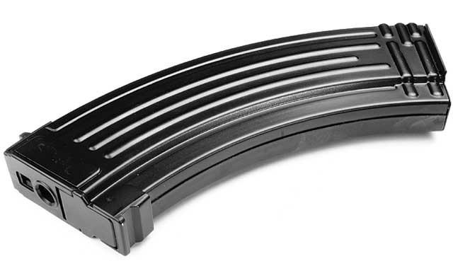 G&G Hi-Cap 600rds Magazine For AK Series A.E.G. (Black)
