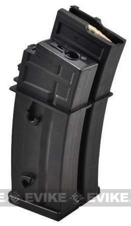 Matrix 1000rd Electric Auto Winding Magazine for G36 Series Airsoft AEG