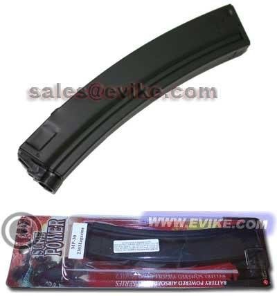 ICS 230 rd Hi-Cap Magazine for Airsoft MP5 / Mod5 Series Airsoft AEG