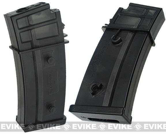 G36 470rd Hicap Magazine for H&K G36 SL9 Marui Series Airsoft AEG Rifles (One)