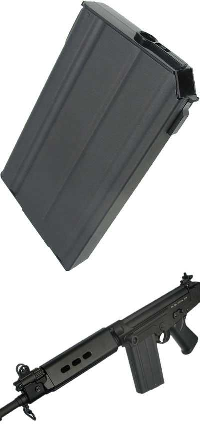 King Arms 90rd Mag for King Arms FAL Series Airsoft AEG