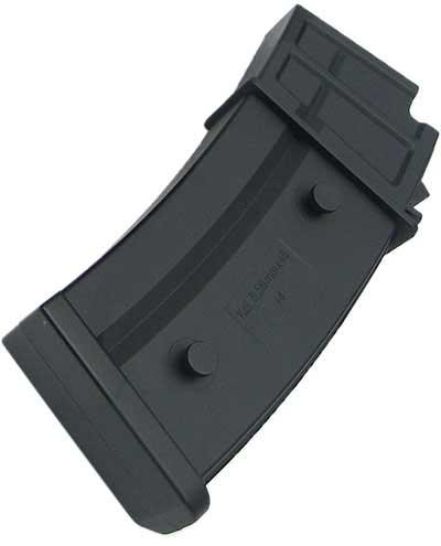 King Arms No Winding 95rds Magazine for G36 Series AEG. (One)