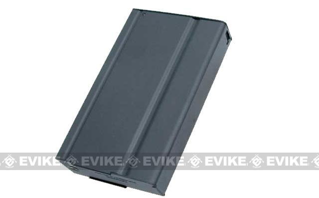 Matrix Metal No Winding 180 rnd Midcap Magazine for M14 Series Airsoft AEG (Not CA & G&G)