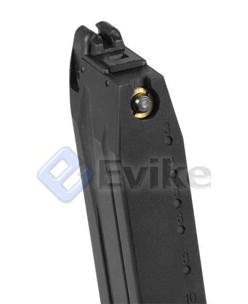 Spare KWA KP45 / USP Full Size Airsoft Gas blowback magazine (NS2 System)