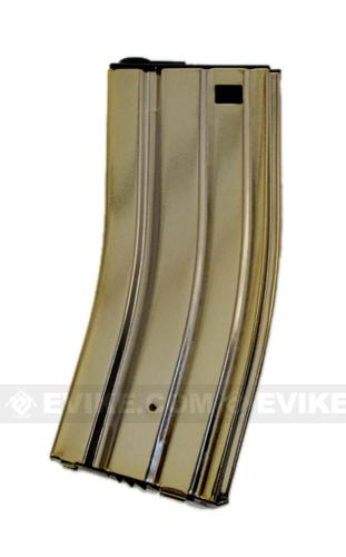 z Matrix Limited Edition Gold Plated Full Metal 300rd Airsoft AEG Hi-Cap Mag for M4 / M16 / L85 Series Airsoft AEG