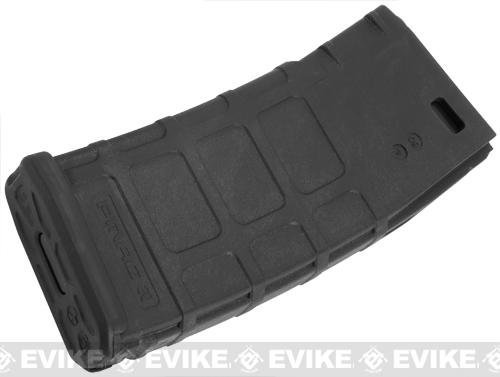 z Magpul PTS 120rd PMAG Mid-Cap for M4 M16 Masada ACR Series Airsoft AEG (Black)