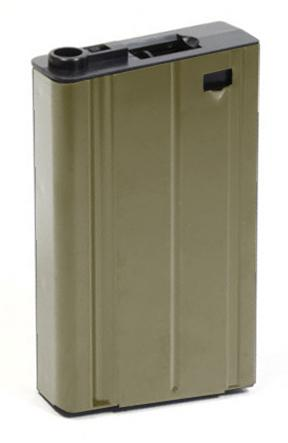 VFC Metal 500 rds High Cap Magazine for MK17 / SCAR-H series Airsoft AEG (Dark Earth)
