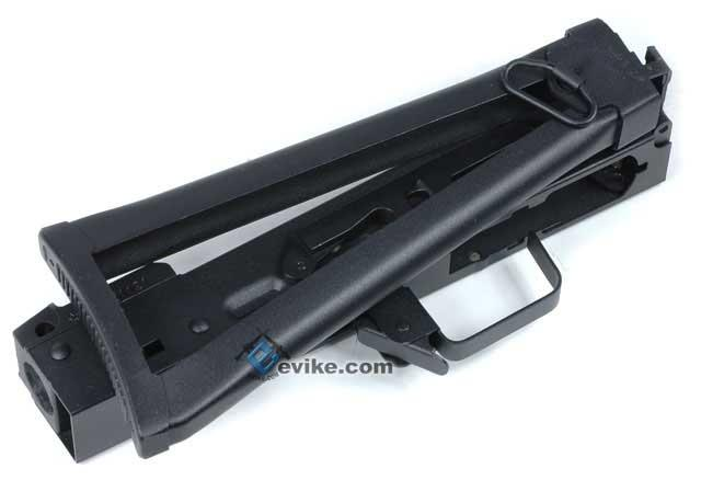 Matrix AK-74 Metal Body w/ Side Folding Stock Kit for AK Series Airsoft AEG