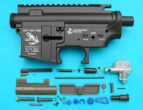 z G&P M4 Skull Frog Metal Body for M4/M16 Series A.E.G.