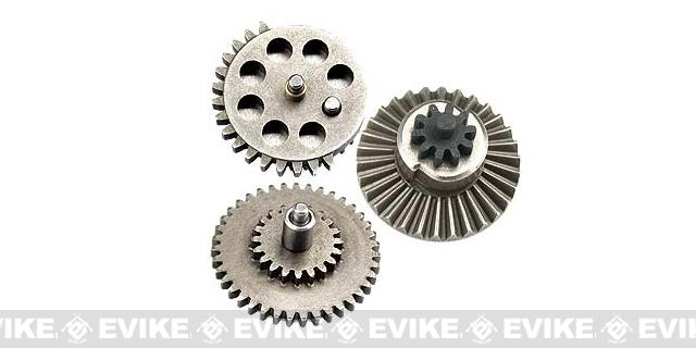 ICS MC-14 OEM Steel Original Ratio Gear Set for Airsoft AEG Gearboxes