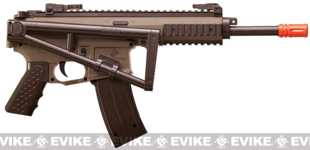 US Marines USMC Licensed SR01 Airsoft Battle Rifle & M9 Pistol Package Deal
