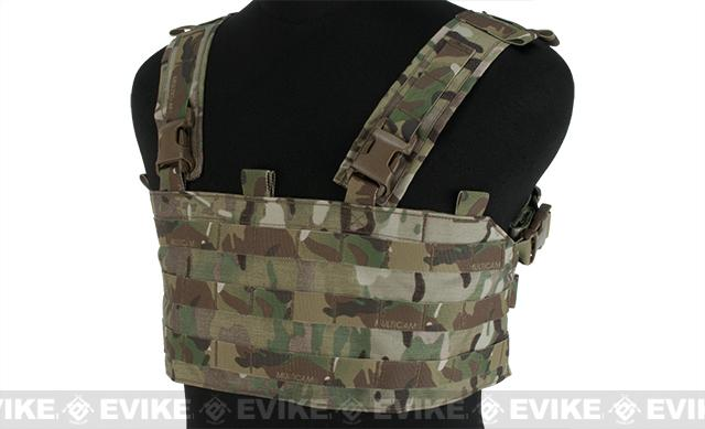 z Mayflower Research and Consulting UW Chest Rig QD - Multicam