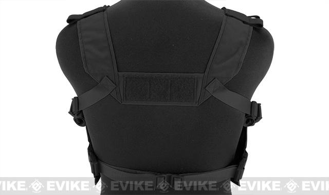 Mayflower Research and Consulting UW Chest Rig QD - Black