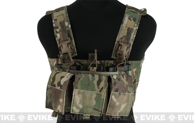 z Mayflower Research and Consulting 7.62 Hybrid Chest Rig - Multicam