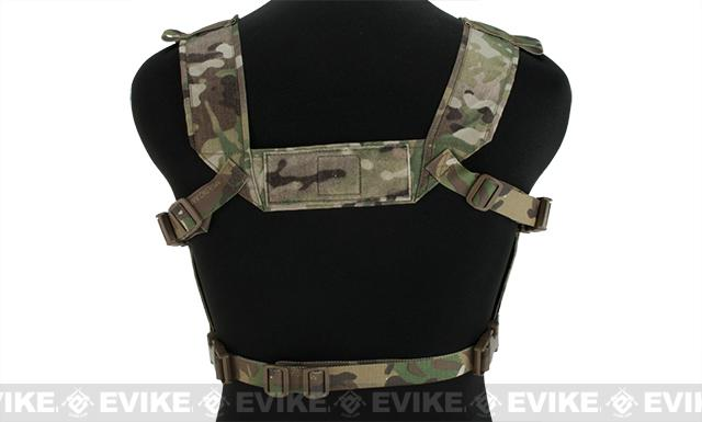 Mayflower Research and Consulting 7.62 Hybrid Chest Rig - Multicam