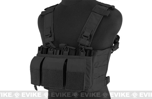 Mayflower Research and Consulting 5.56 Hybrid Chest Rig - Black