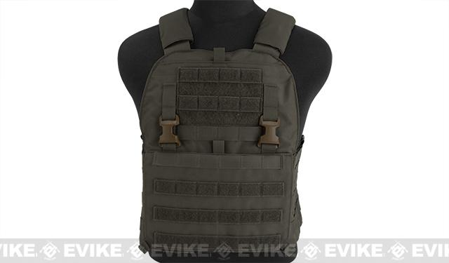 Mayflower Research and Consulting Assault Plate Carrier - Ranger Green (Size: L/XL- Medium Cummerbund)
