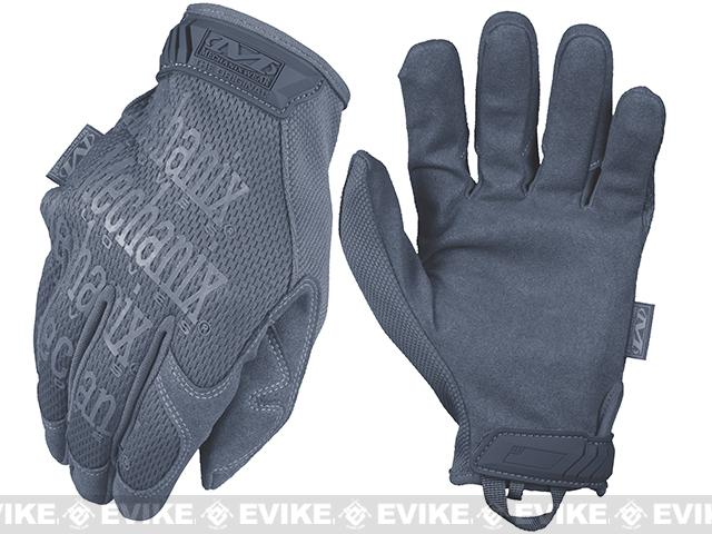 Mechanix Original Tactical Gloves - Wolf Grey (Size: Small)