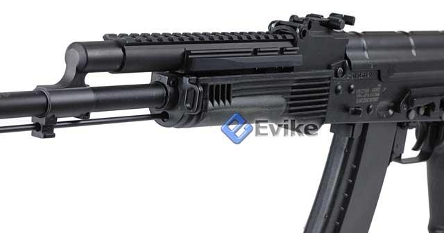 Matrix Aluminum AK74 Handguard Top Rail Mount Base