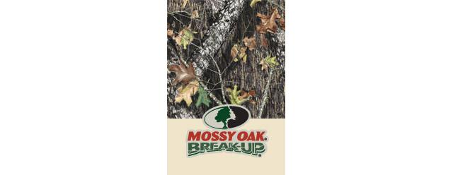 Omnitex 3D Polypropylene Mossy Oak Blind Fabric by Allen Company
