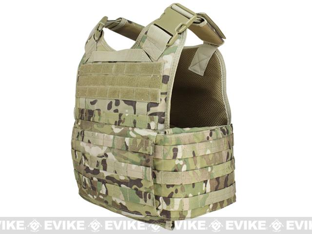 Condor MOLLE Operator Plate Carrier MOPC (Color: Multicam)