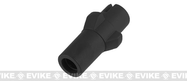 ICS 3 Lug Flash Hider For ICS MX5 Series Airsoft AEGs