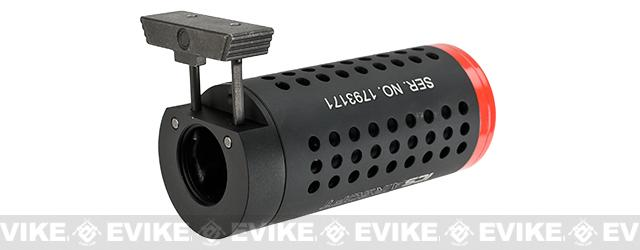 ICS Stubby QD Type Mock Barrel Extension for M4 / M16 Series Airsoft AEG