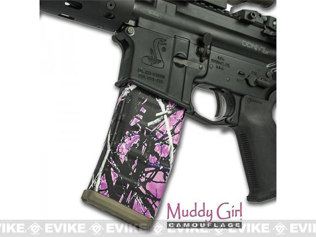 US NightVision Mag Wraps� Rapid Wraps - Moonshine Camo: Muddy Girl
