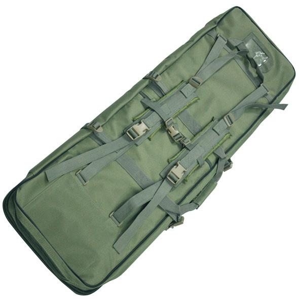 Matrix Special Forces 38(50) Dual Military Grade Rifle Case - OD Green