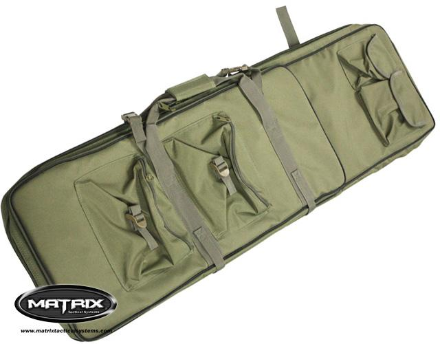 Matrix Special Forces 38(50) Dual Military Grade Rifle Case - Tan
