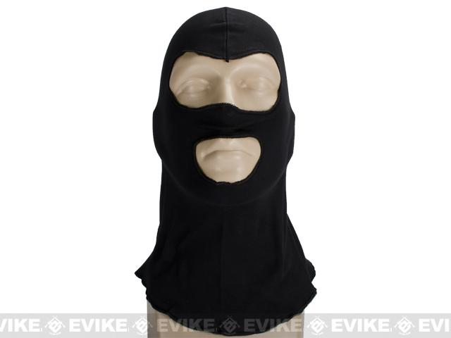 Matrix Odyssey SWAT Hood II for Airsoft and Tactical Simulations (Black)