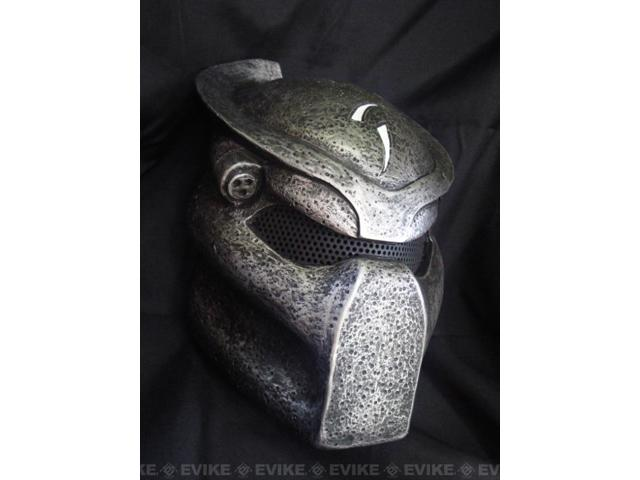 Evike.com R-Custom Fiberglass Wire Mesh SCAR Predator Mask Inspired by Predators