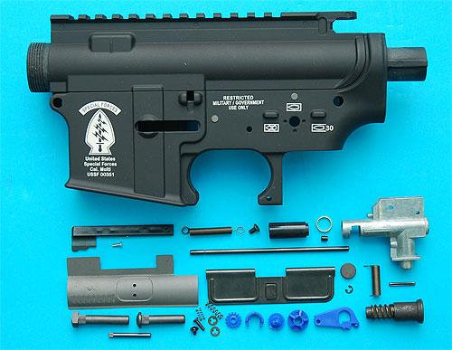 G&P Special Force 100M Limited Edition Metal Body for M4 / M16 Series AEG