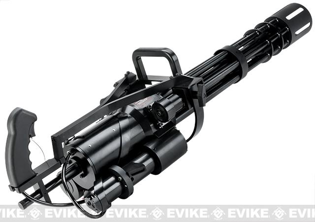 Classic Army M134-A2 CO2/HPA Powered Airsoft Minigun