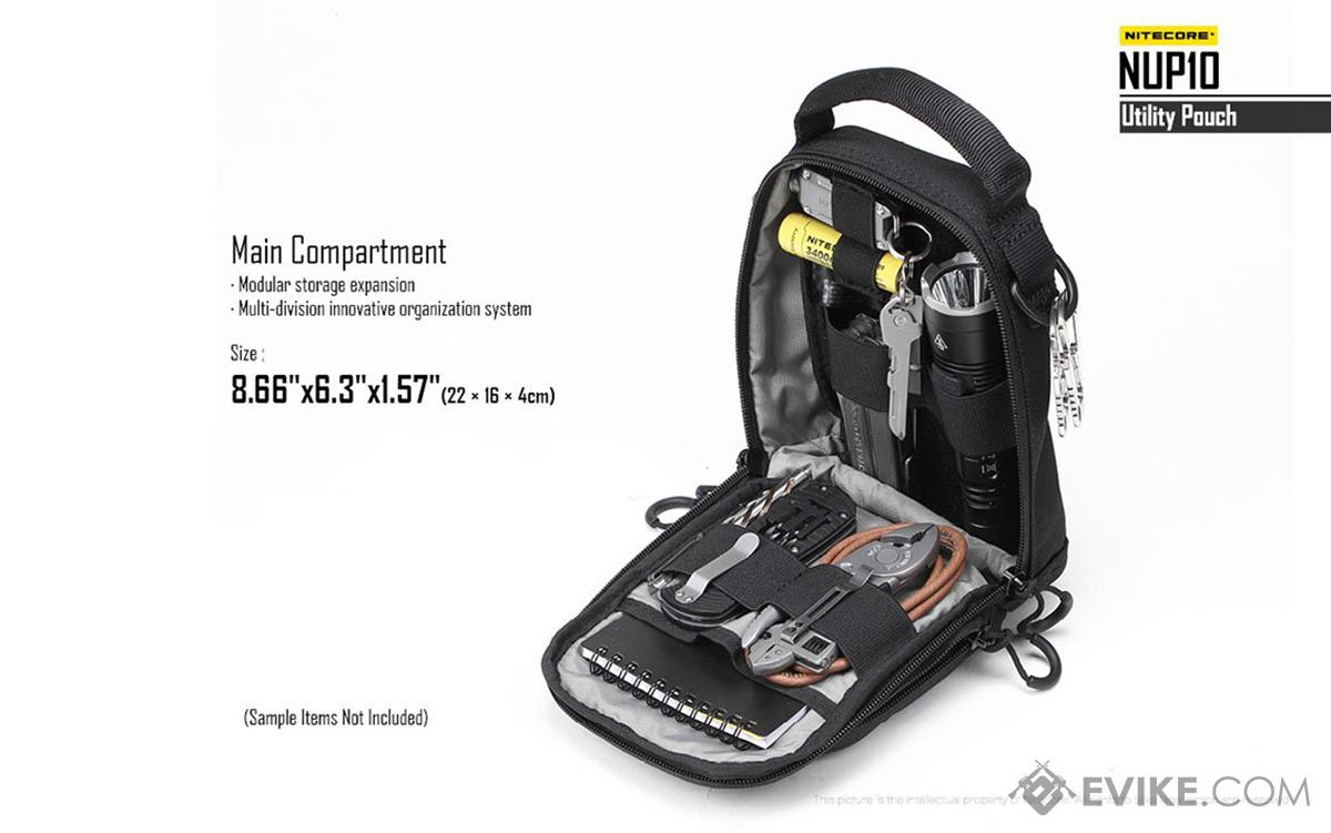 Nitecore NUP10 Daily Pouch