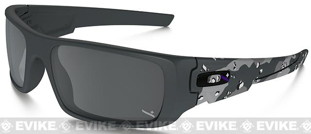 Oakley Infinite Hero Fuel Cell - Matte Carbon Camo with Black Iridium Lenses