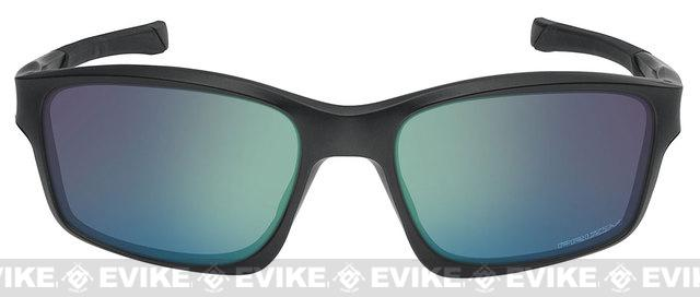 Oakley SI Tactical Chainlink™ Matte Black w/ Prizm Maritime Polarized