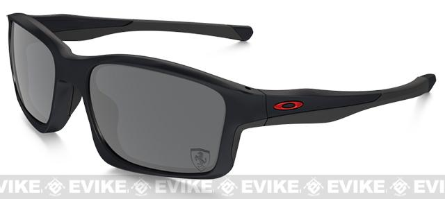 Oakley Scuderia Ferrari® Collection Chainlink™ (Asia Fit) w/ Black Iridium Lenses