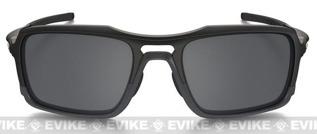 Oakley SI Triggerman - Matte Black w/ Black Iridium