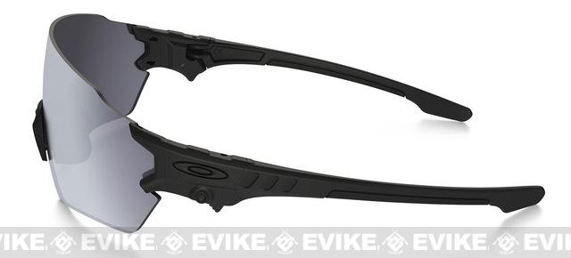 Oakley Industrial Tombstone - Matte Black w/ Grey